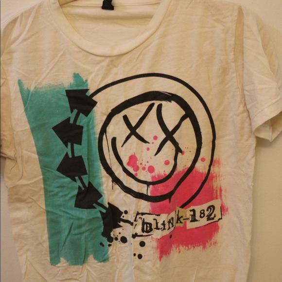 1613dd756ce Blink 182 Tops | Classic Tshirt | Poshmark